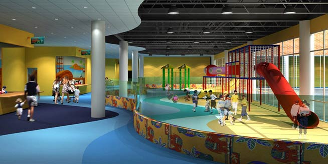 CFBC Preschool Building Interior 2